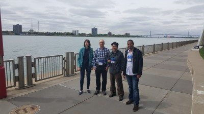 Scavia Lab research group members at IAGLR 2017